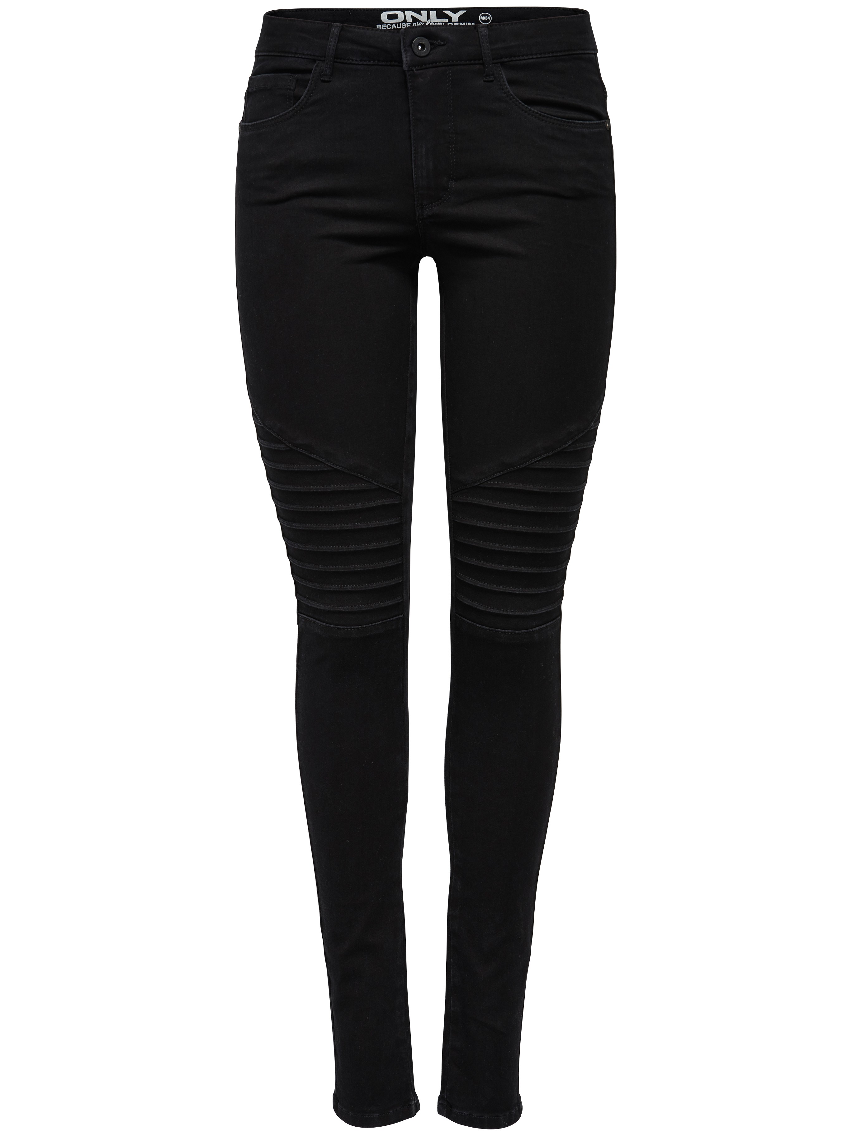 only damen jeans leggings royal reg sk biker pim 600 noos black schwarz damen jeans skinny jeans. Black Bedroom Furniture Sets. Home Design Ideas